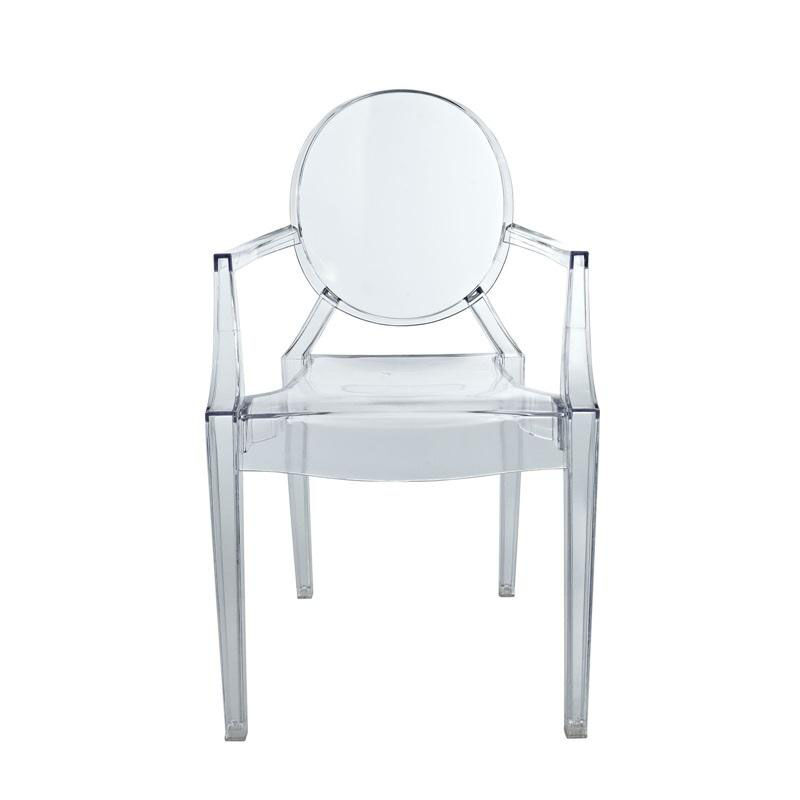 Our Casper Kids Chair In Clear Is On Sale Now.