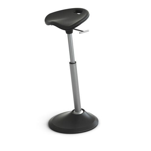 Our Focal™ Mobis® Seat Leaning Perching Stool - Black is on sale now.