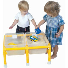 Mini Double Discovery Table - 25