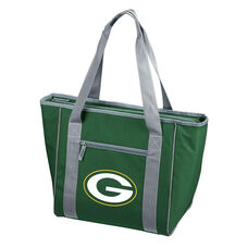 Green Bay Packers Team Logo 30 Can Cooler
