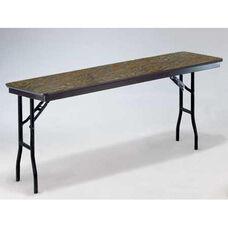 E Series Standard Seminar Plywood Core Folding Table - 18