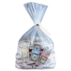 Mmf Industries Currency Deposit Bags - Pack Of 100