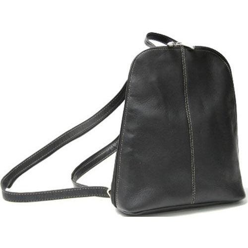 Our Zip Around Sling Backpack - Colombian Vaquetta Leather - Black is on sale now.