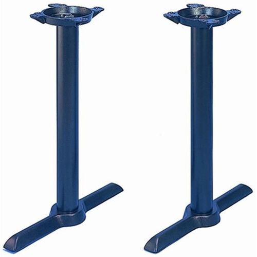 Our TB 105 Cast Iron Pub Double Column Table Base with 2 Columns and 10