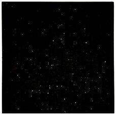 Natural Granite Square Outdoor Black Galaxy Tabletop - 30