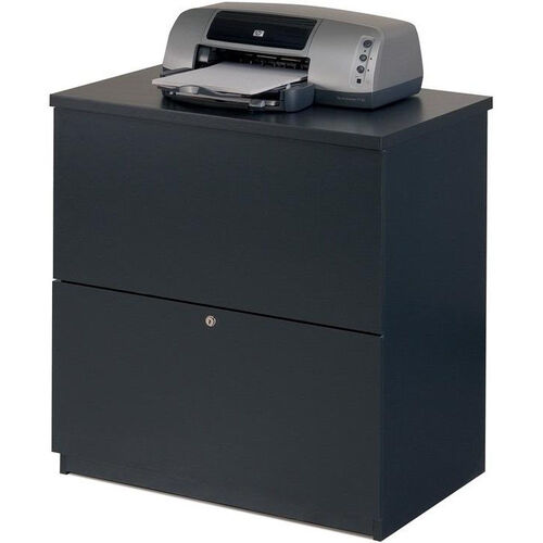 Our Two Drawer Standard Lateral File for Legal and Letter Sized Papers - Charcoal is on sale now.