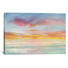 Pastel Sky by Danhui Nai Gallery Wrapped Canvas Artwork
