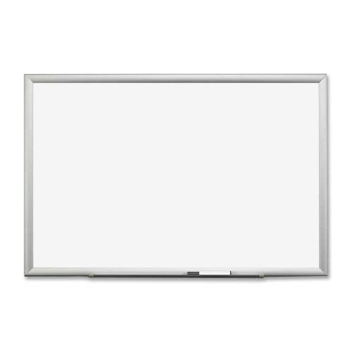 3M Porcelain Marker Board - Steel Backed - Aluminum