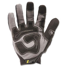 Ironclad General Utility Spandex Gloves - Black - X-Large - Pair