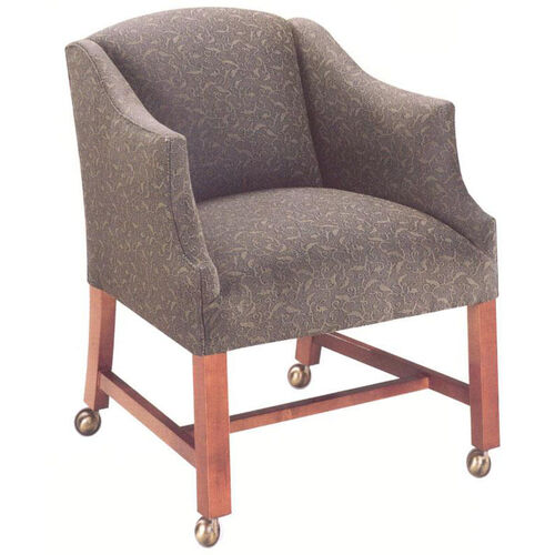 Our 9900 Lounge Chair w/ Casters, Upholstered Spring Back & Seat - Grade 1 is on sale now.