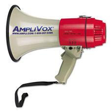 AmpliVox® MityMeg Piezo Dynamic Megaphone - 15W - 5/8 Mile Range