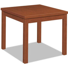 HON® Laminate Square Occasional Table - 24