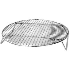 Stainless Steel Round Steamer Rack 10 1/2