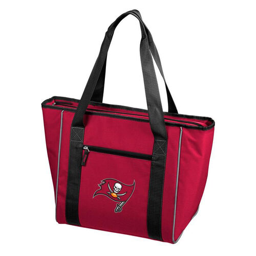 Our Tampa Bay Buccaneers Team Logo 30 Can Cooler is on sale now.