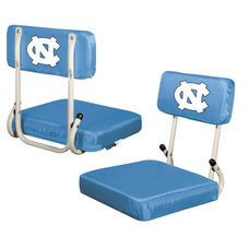 University of North Carolina Team Logo Hard Back Stadium Seat
