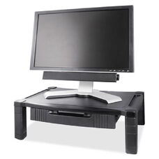 Kantek Widescreen Monitor Stand withRemv. Drawer