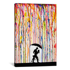 Tempest by Marc Allante Gallery Wrapped Canvas Artwork