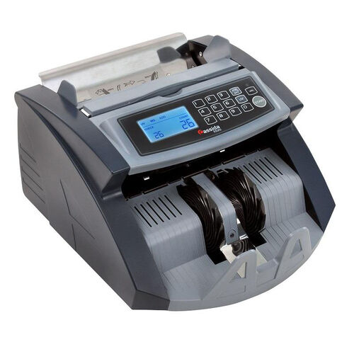 Our 5520 UV/MG Currency Counter with ValuCount™, UV, and Magnetic Counterfeit Detection is on sale now.