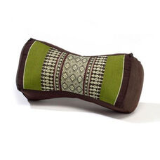 Bone Yoga Pillow - Sage and Brown
