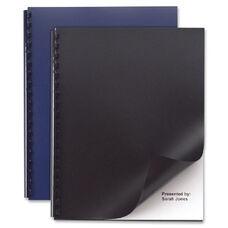 Swingline Heavy-Duty Spill/Tear Proof Binding Cover - Letter - 8.50