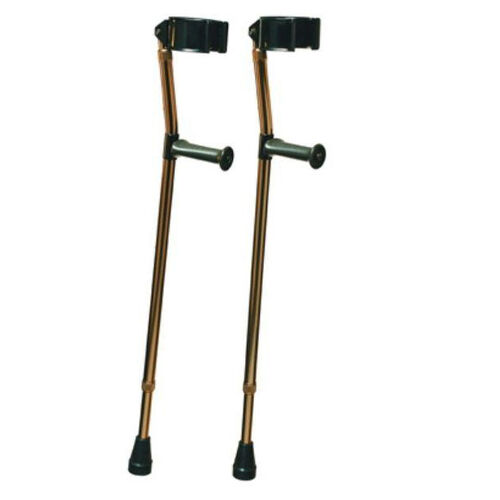 Our Lumex Deluxe Ortho Forearm Crutches Set - Small is on sale now.