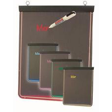 Ultra Lite Write-On Markerboard - 24.5