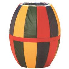 Multicolored Barrel Roll - 38