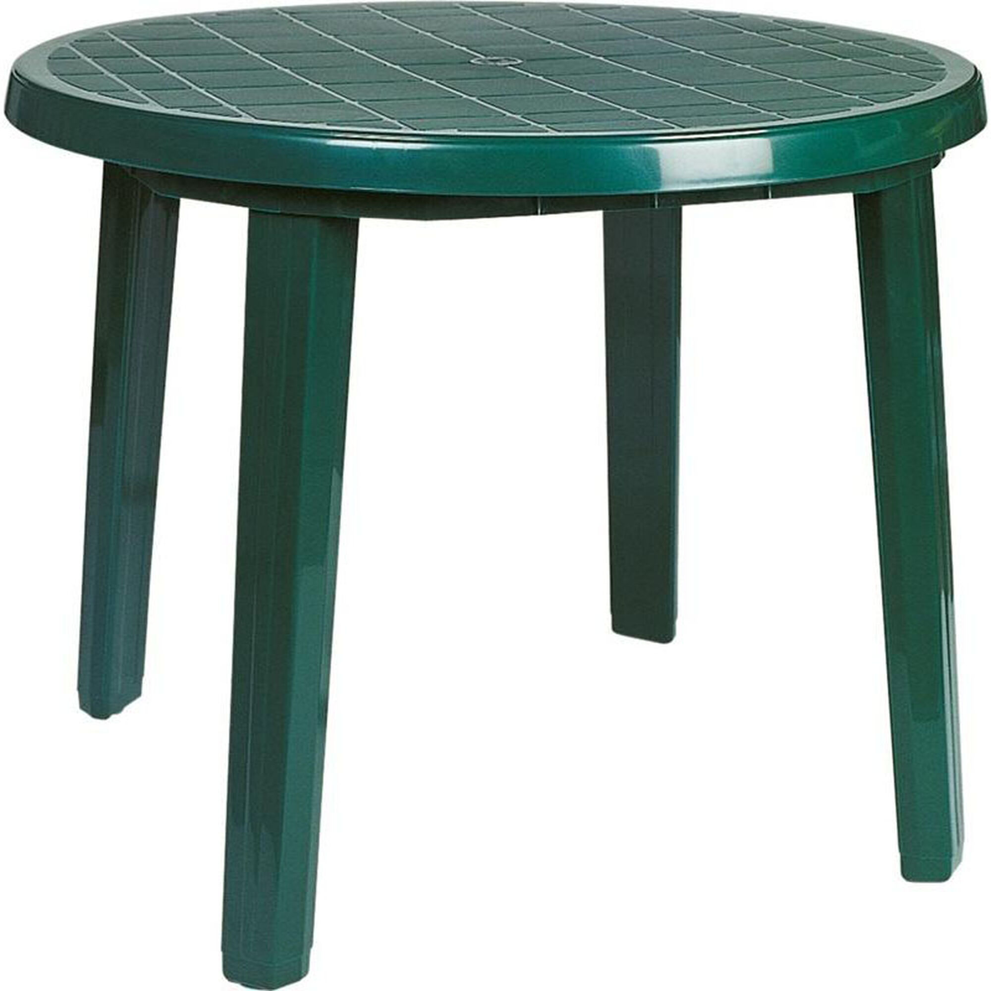 Sunny Outdoor Resin 355D Round Dining Table with  : COMPAMIAISP125 GRE CMPMAINIMAGE from www.bizchair.com size 2000 x 2000 jpeg 212kB