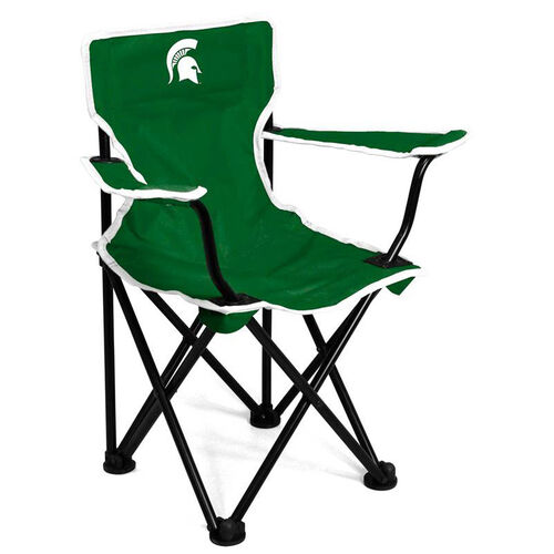 Our Michigan State University Team Logo Toddler Chair is on sale now.