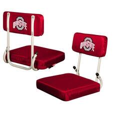 Ohio State University Team Logo Hard Back Stadium Seat
