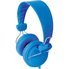 Hamilton TRRS Headset with In-Lin Mic- Blue