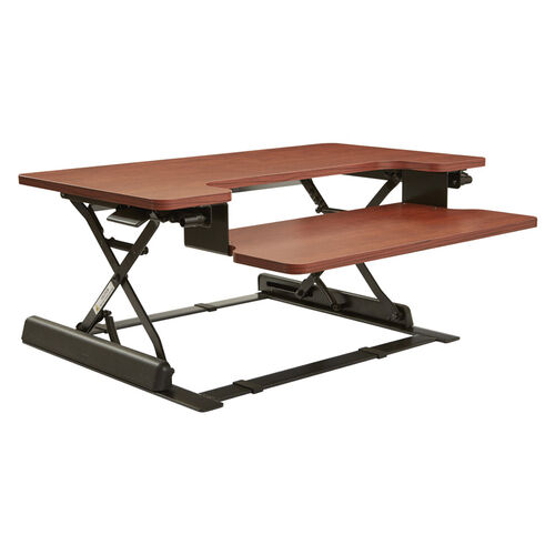 Our OSP Furniture Napa Desk Riser is on sale now.