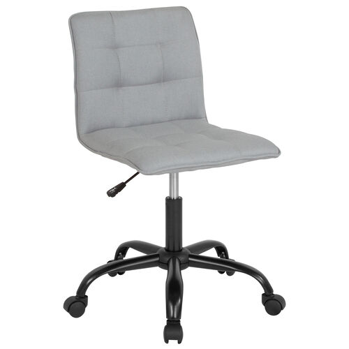 Our Sorrento Home and Office Task Chair in Light Gray Fabric is on sale now.