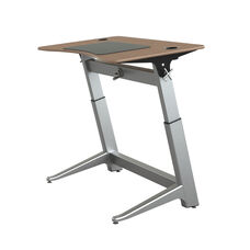 Focal™ Locus™ 4 Standing Desk - Black Walnut