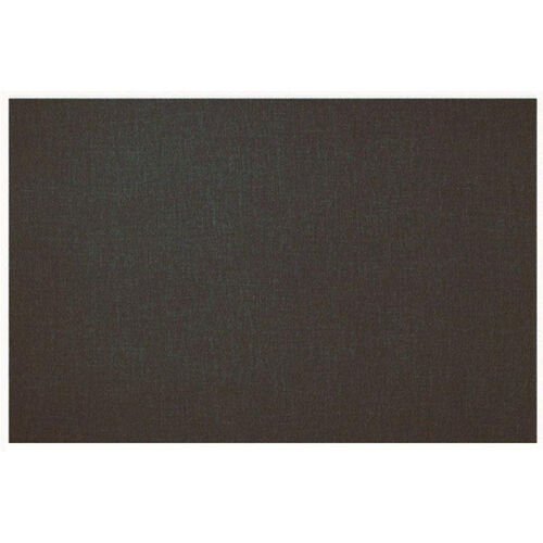 Our Frameless Designer Fabric Display Panel with Squared Corners - Black - 24