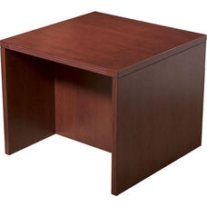 OSP Furniture Napa End Table - Cherry