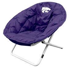 Kansas State University Team Logo Folding Sphere Chair