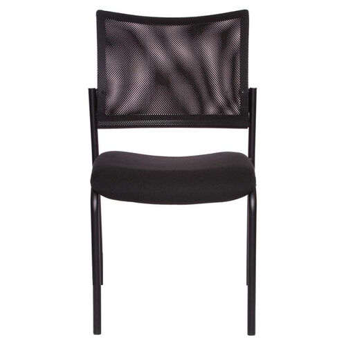 Our Getti Mesh Open Back Four Post Side Chair - Set of 2 is on sale now.