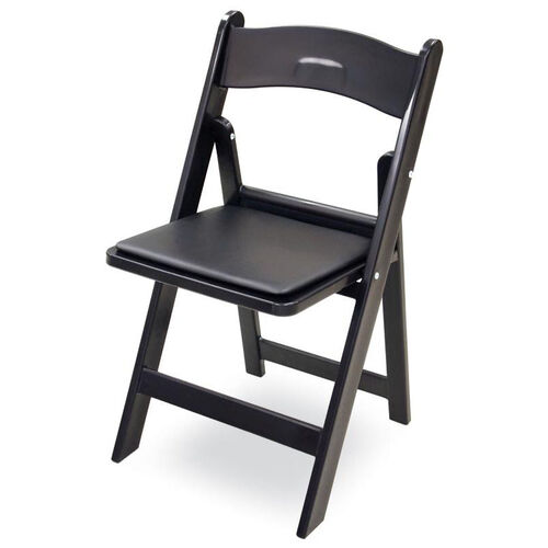 Our Gala Resin Steel Reinforced Stackable Folding Chair with Padded Seat is on sale now.