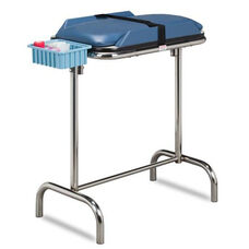 Stainless Steel Infant Blood Drawing Station with Safety Straps