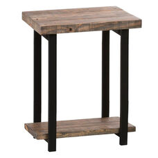 Pomona Rustic Wood and Metal 27