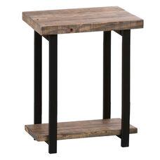 Pomona Rustic Wood and Metal 27