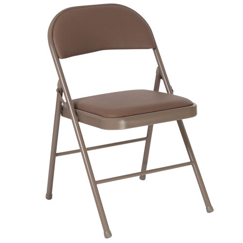 Our HERCULES Series Double Braced Vinyl Folding Chair is on sale now.