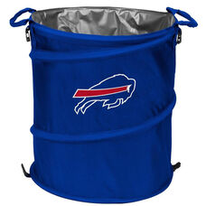 Buffalo Bills Team Logo Collapsible 3-in-1 Cooler Hamper Wastebasket