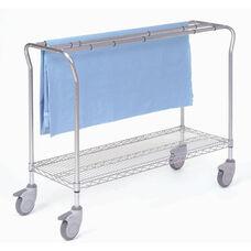 Chrome Sterile Wrap Rack - 24