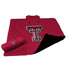 Texas Tech University Team Logo All Weather Blanket