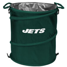 New York Jets Team Logo Collapsible 3-in-1 Cooler Hamper Wastebasket