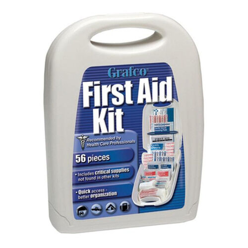 Our First Aid Travel Kit - 56 Pieces is on sale now.