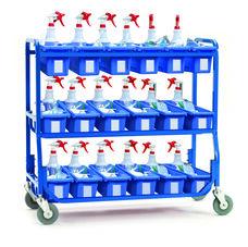 Personal Premium Storage Tub Cart