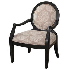 Batik Pearl Chair - Black